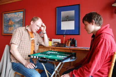 Backgammon - en tankesport